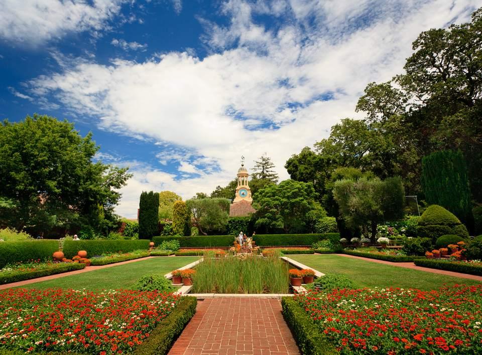Filoli Gardens, Woodside, CA | Historic Homes in Silicon Valley