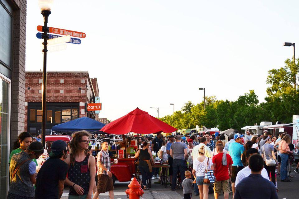 H&8th Street Festival Oklahoma City