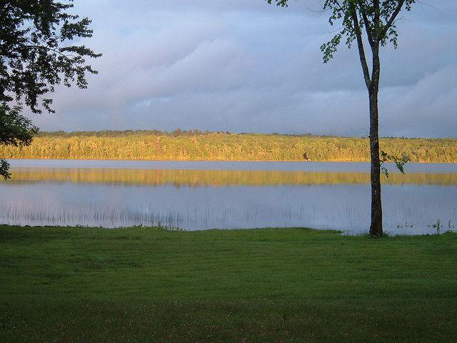 Unity Pond, Maine