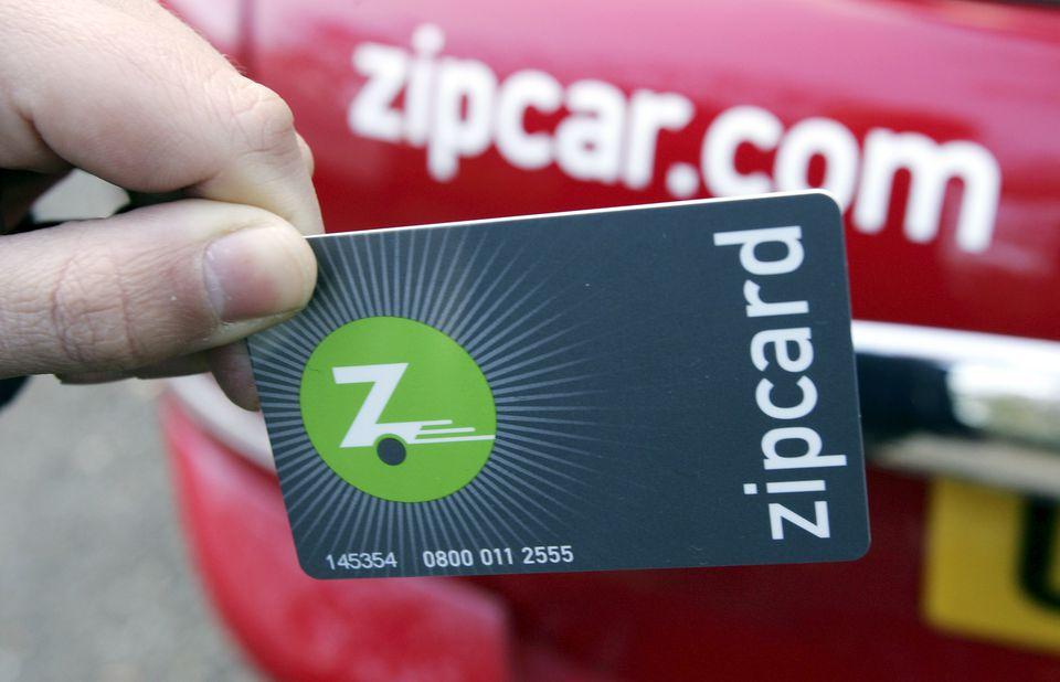 zipcar car sharing service