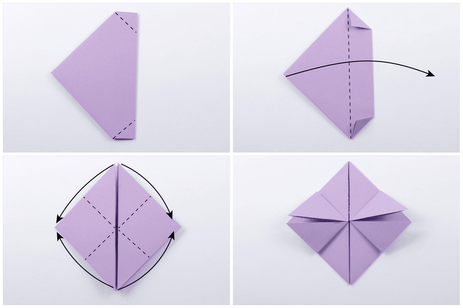 How to make an origami heart jeuxipadfo Choice Image