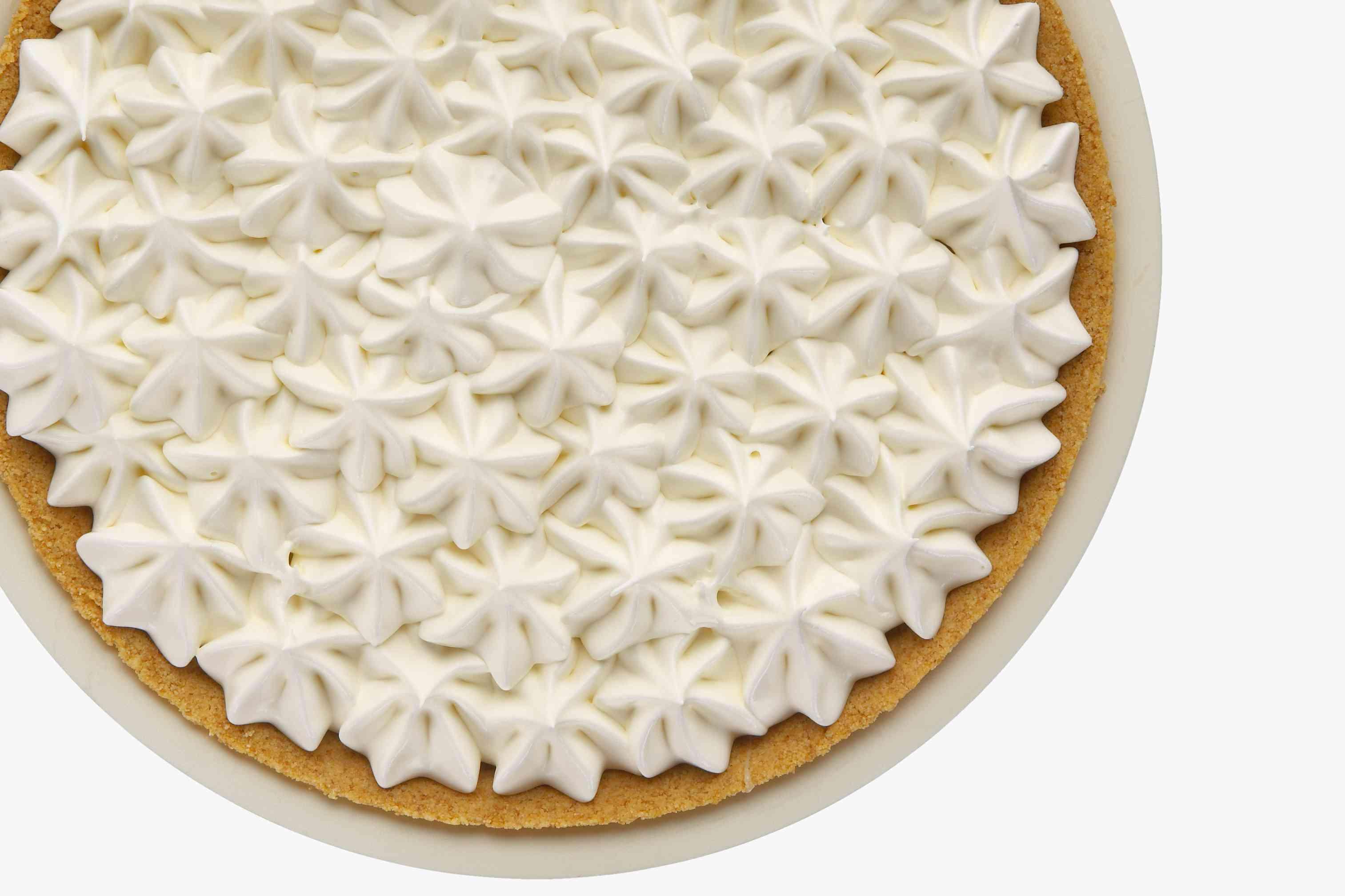 simple date cream pie recipe
