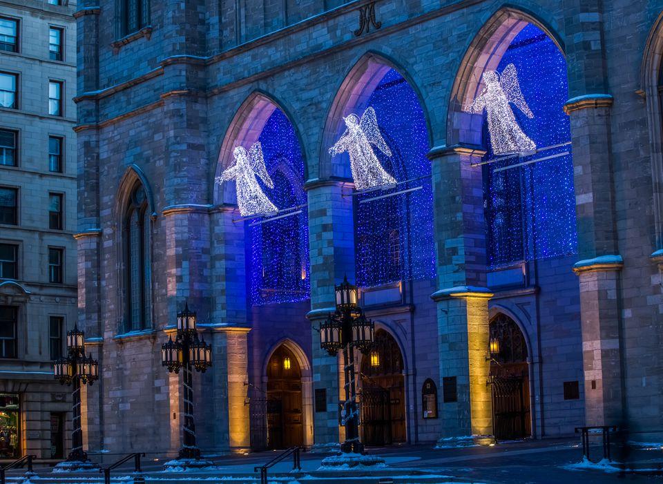 Montreal Christmas Mass 2017-2018 top picks.