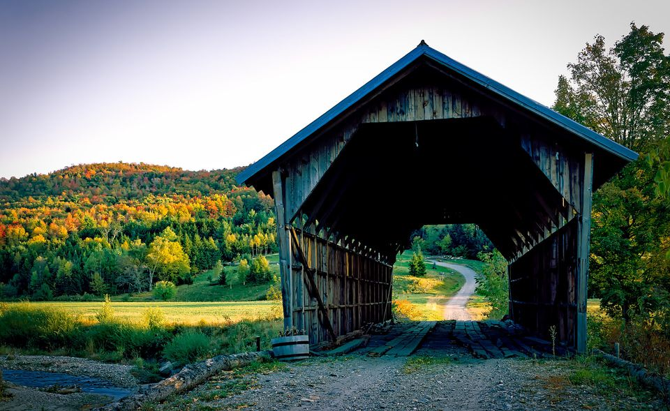 Best Vermont Fall Foliage Drives