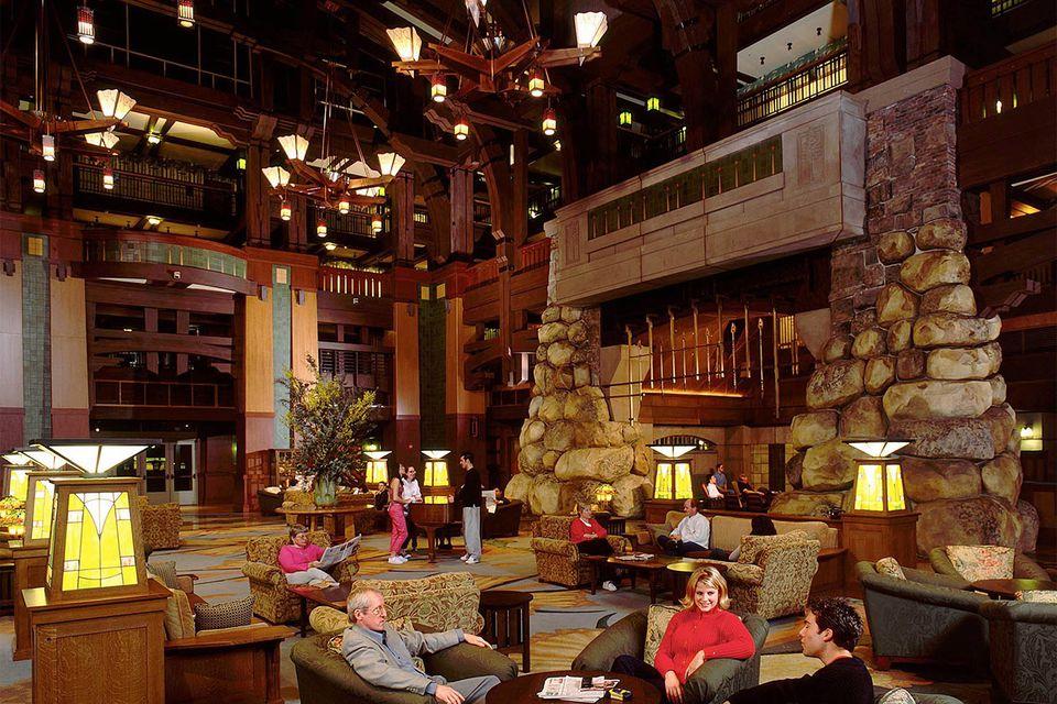 Disney 39 s grand californian hotel - Disney grand californian 2 bedroom suite ...
