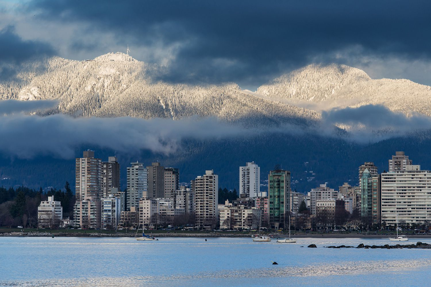 Weather Vancouver: Weather And Events In Vancouver In January