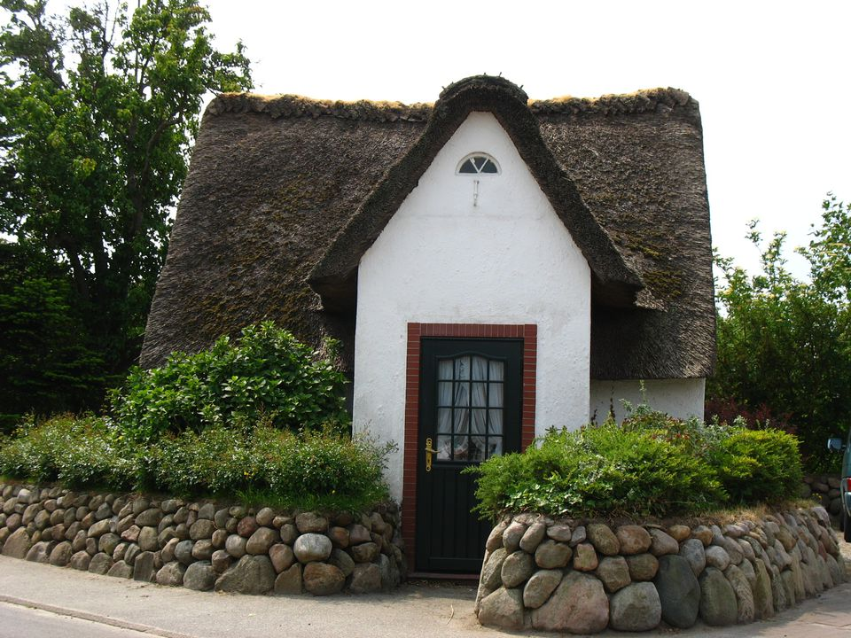 Photos of sylt germany for German cottage house plans