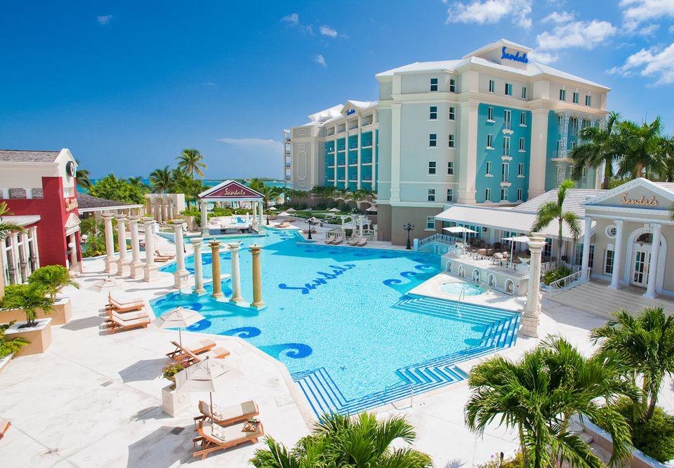 Top Romantic Resorts In The Bahamas