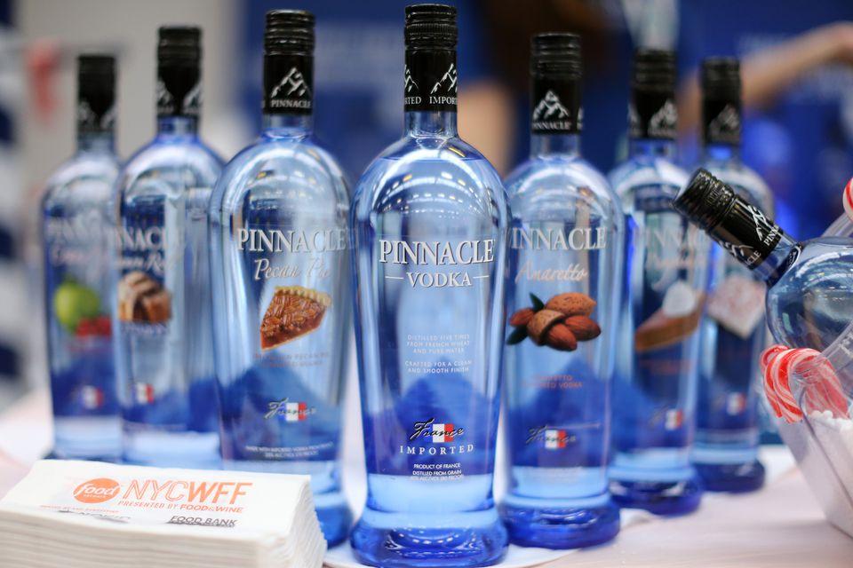 Pinnacle Vodka at the 2014 Food Network New York City Wine & Food Festival