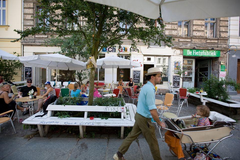 Cafe Central Berlin Prenzlauer Berg