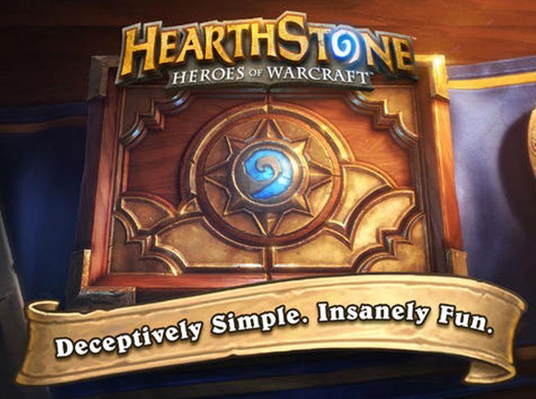 HearthStone juego para iPad