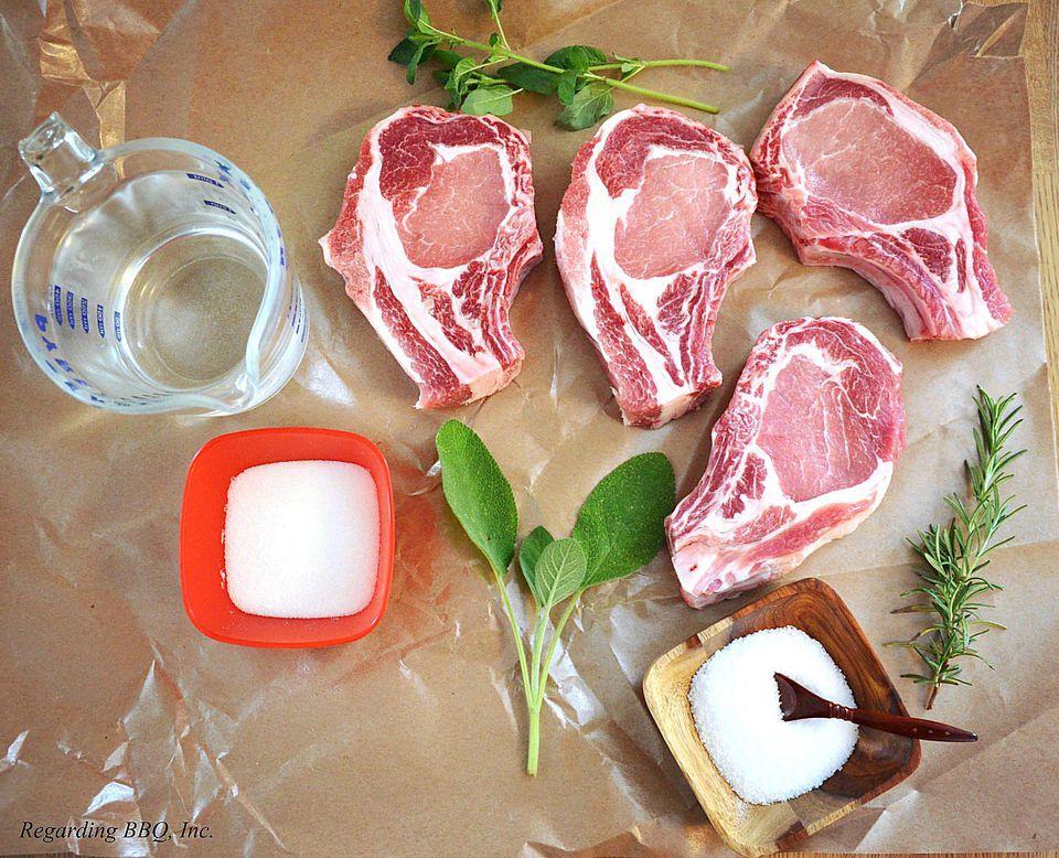 Pork Chop Brine
