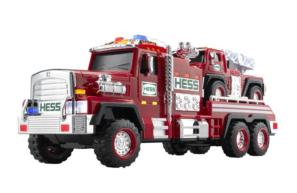 2015 hess toy truck fire truck