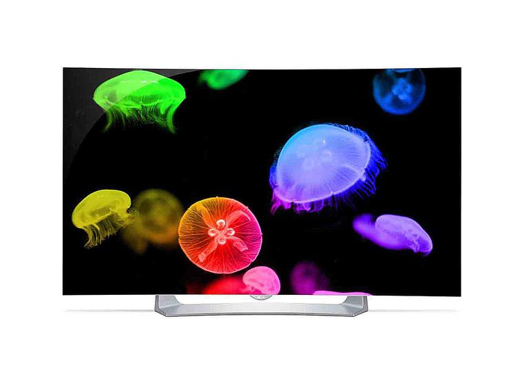 LG 55EG9100 55-inch Curved Screen 3D OLED TV