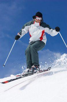 ski exercise