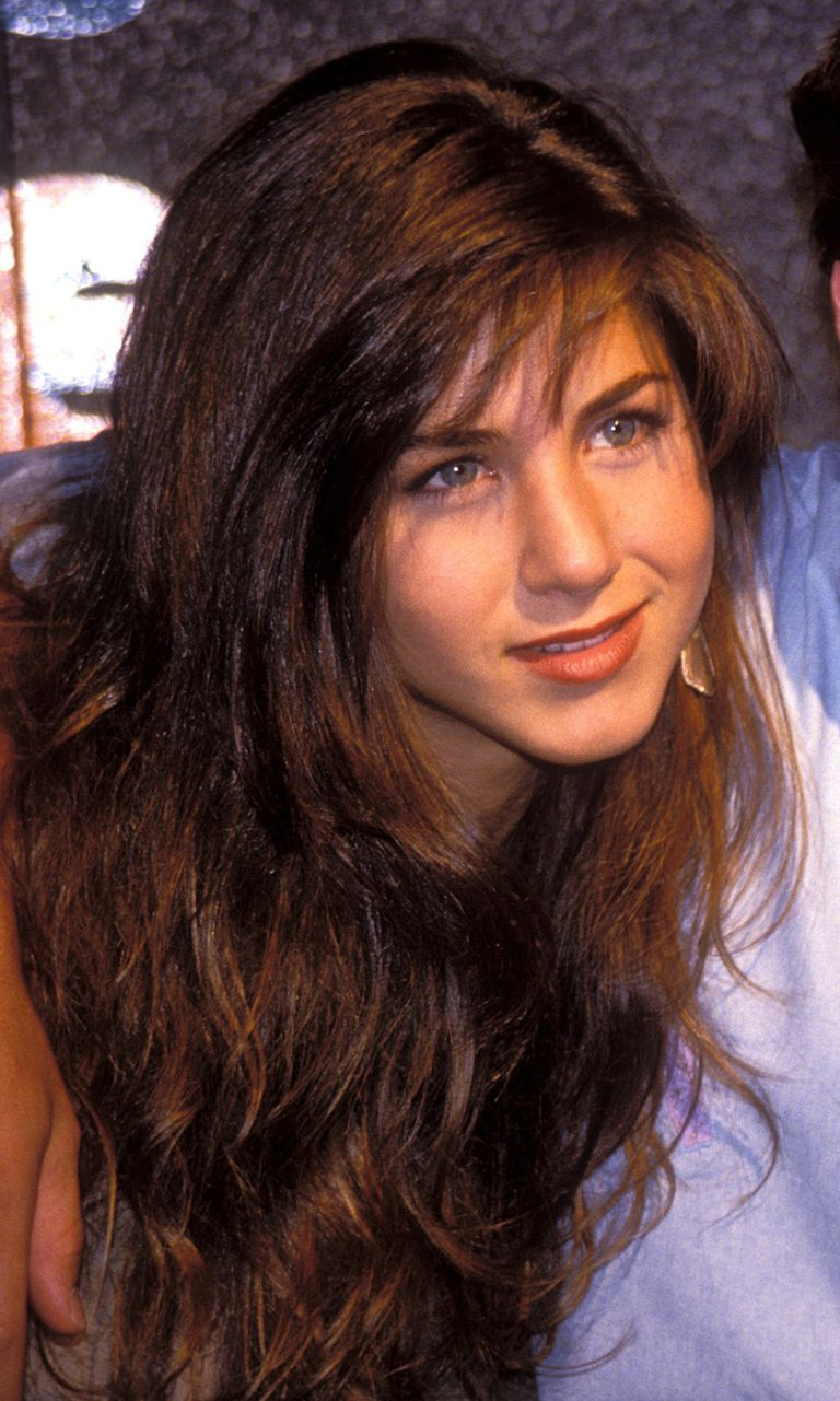 Jennifer Aniston Natural Hair Color