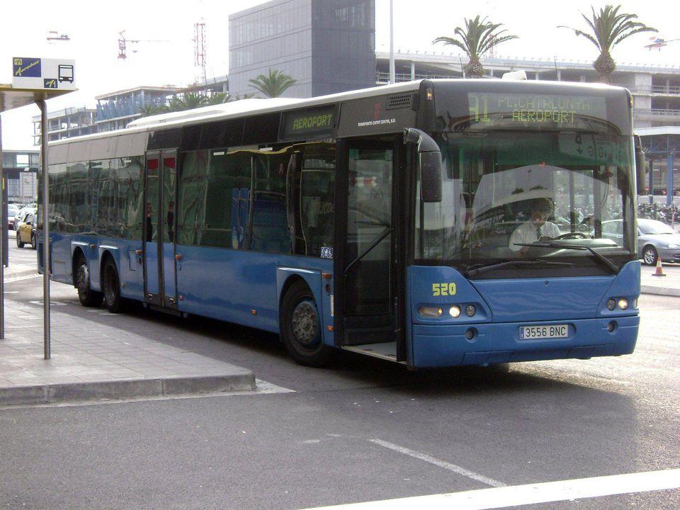 Autobús Aeroport de Barcelona, T-2, A Aerobus