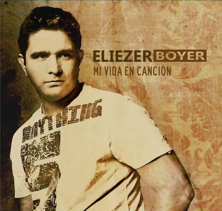 Eliezer Boyer, álbum Mi vida en canción