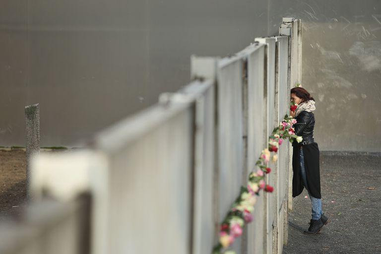 26th Anniversary of Berlin Wall Fall