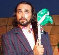Shakespeare Comedy: Benedick from 'Much Ado About Nothing'