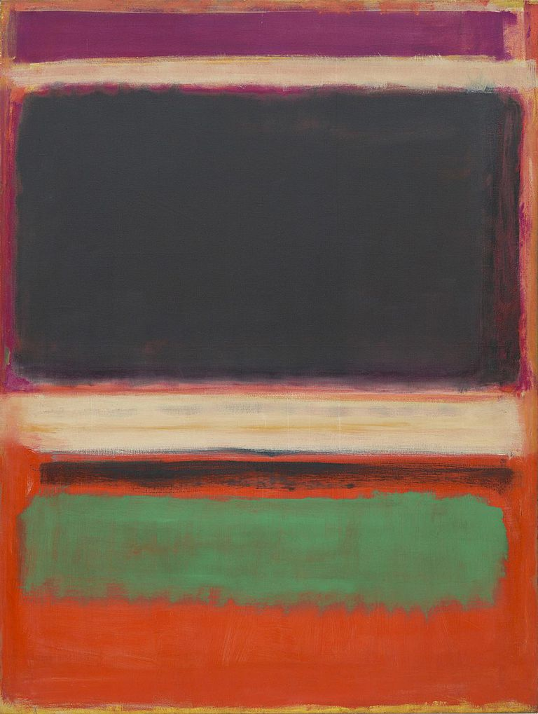 © 1998 Kate Rothko Prizel & Christopher Rothko; used with permission of The Museum of Modern Art