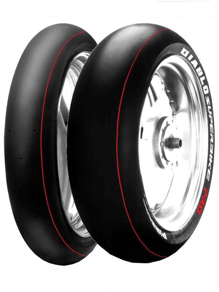 Neumáticos Pirelli sliks