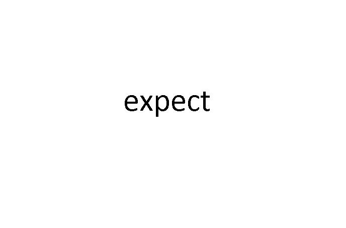 expect command
