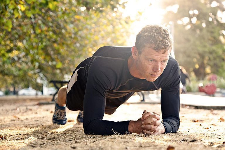 20-Minute Core Workout