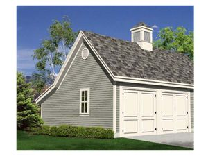 9 free plans for building a garage free 22x24 2 car garage plan at todays plans solutioingenieria Gallery