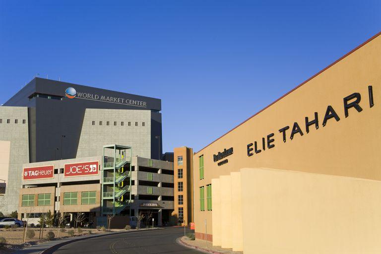 Nevada Outlet Malls: Las Vegas Premium Outlets - North