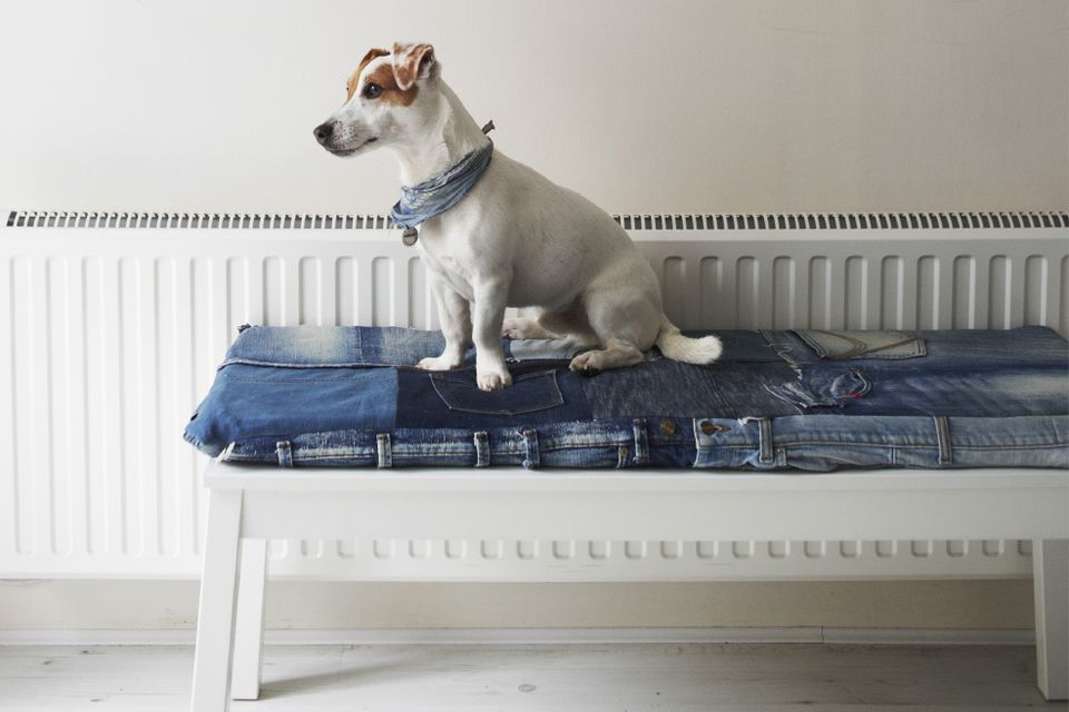 Astounding Small Fabric Bench Seat 11 Stylish Ways To Repurpose Old Caraccident5 Cool Chair Designs And Ideas Caraccident5Info