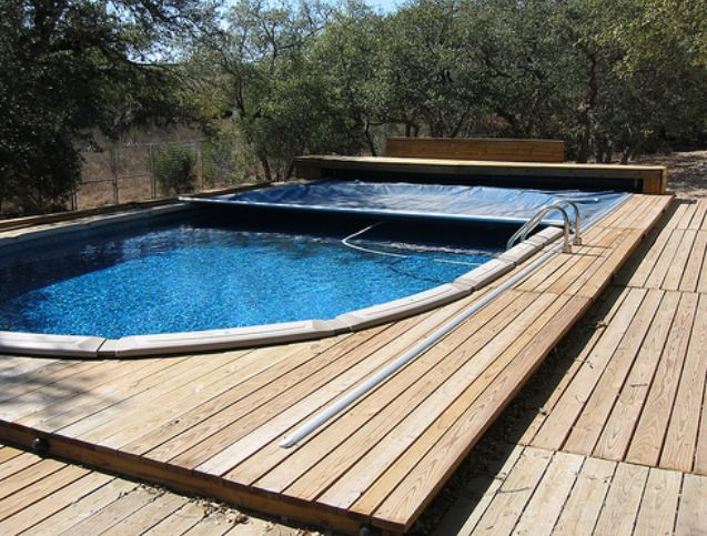 retractable cover for pool