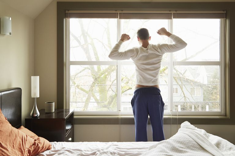 Reasons why you may wake up at the same time every night or in the morning may include a regular bedtime, circadian rhythms, or normal sleep cycles