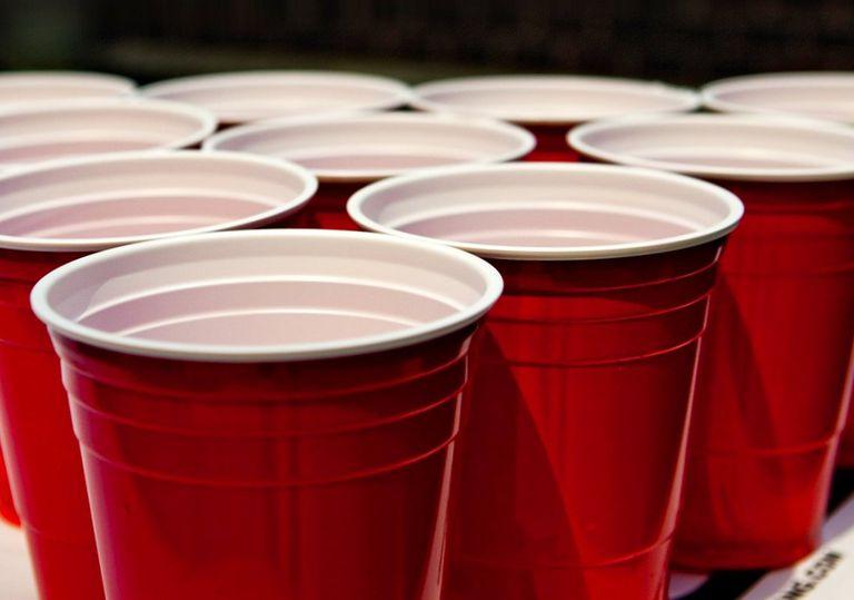 Beer Pong Cups