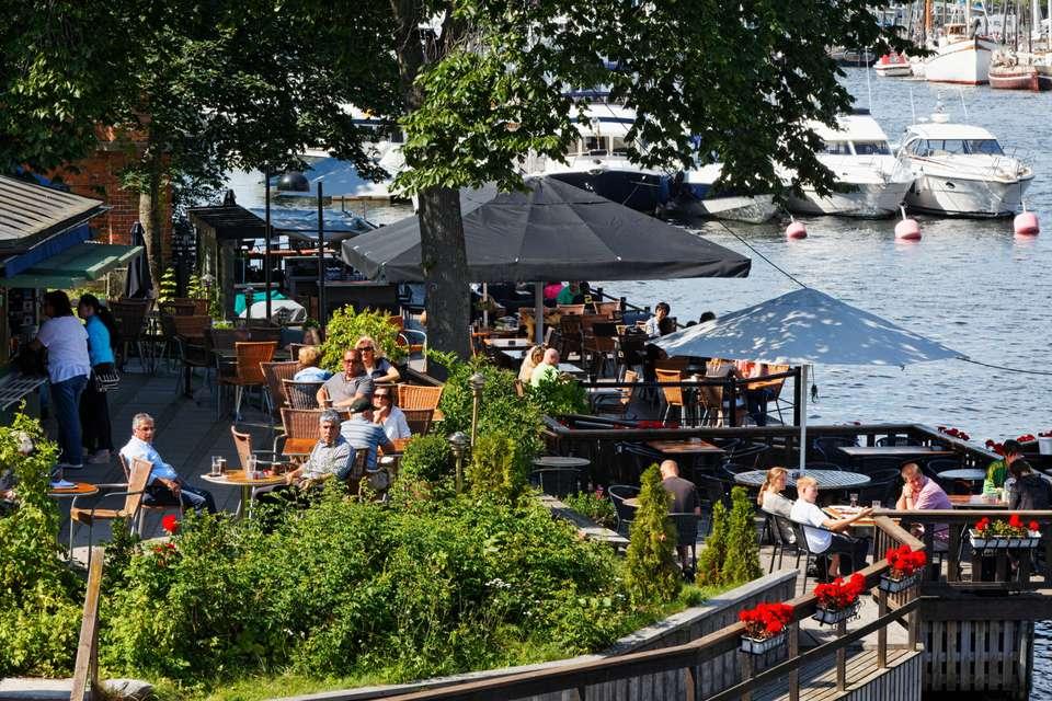 Djurgarden Island, Stockholm, Sweden