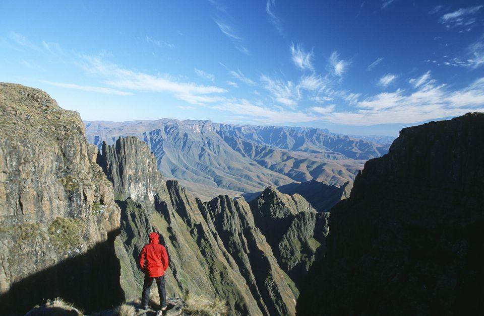 Best Short Hikes Drakensberg Mountains