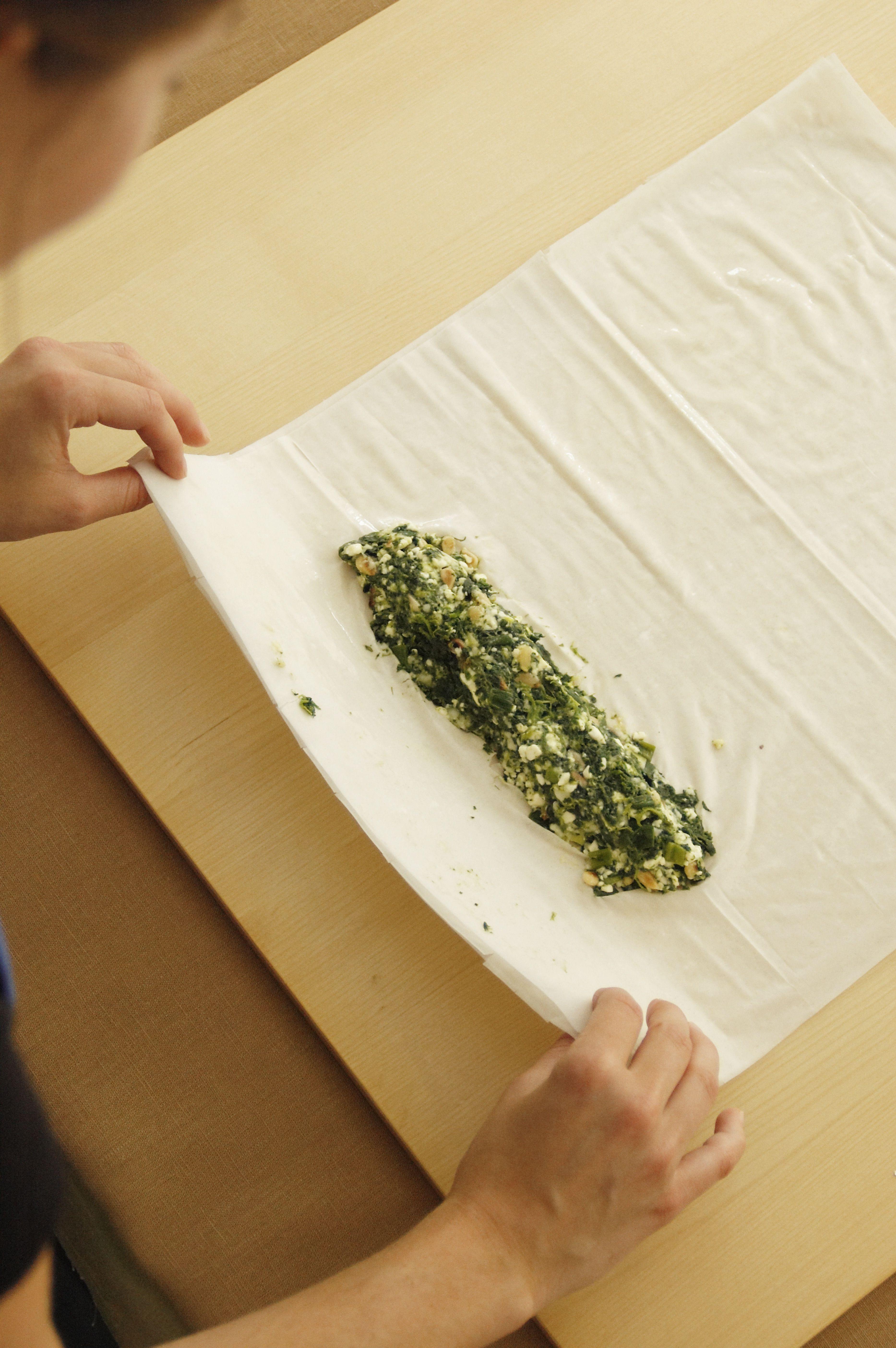 Homemade Phyllo Filo Dough Recipe Greek Food
