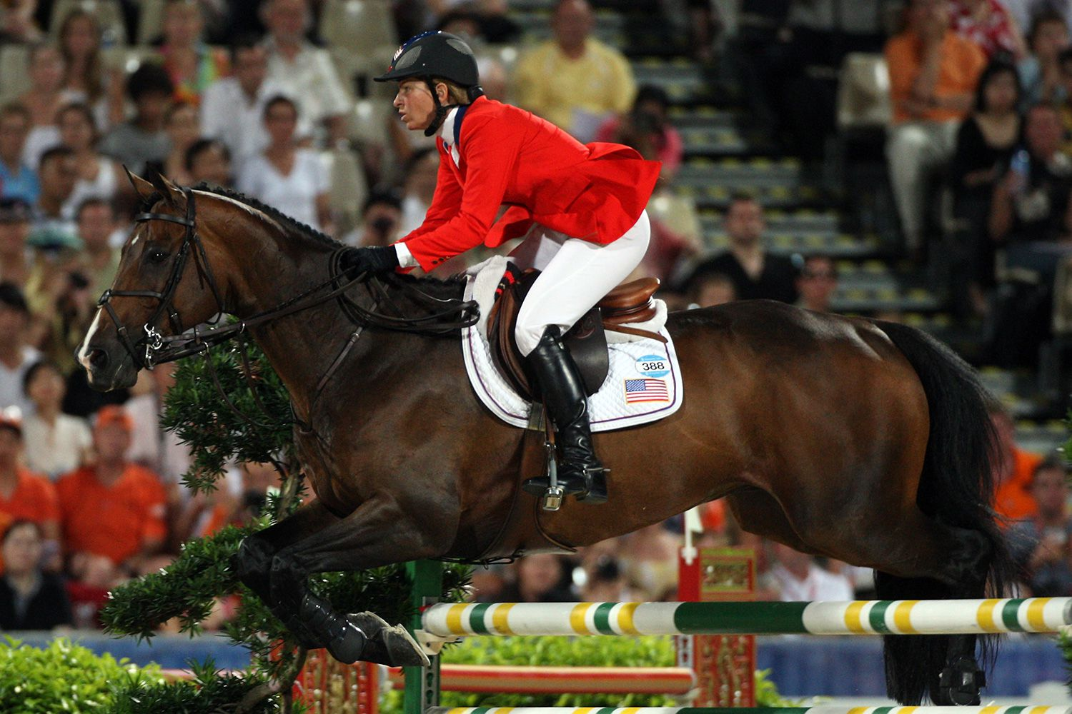 Top Us Equestrian Contenders At The Beijing Olympics