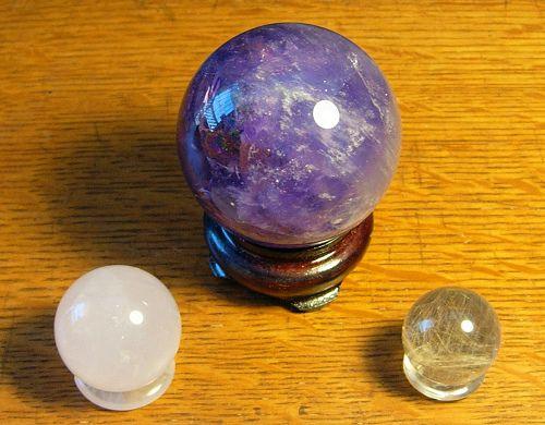 A quartz sampler