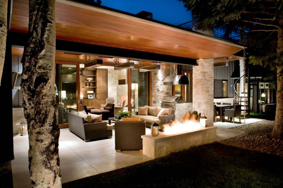 covered patio designs - 50 Stylish Covered Patio Ideas