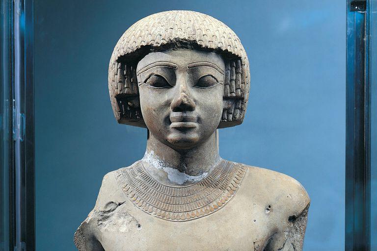 Ahmose I, son of Ashotep, and husband and brother of Ahmose-Nefertari