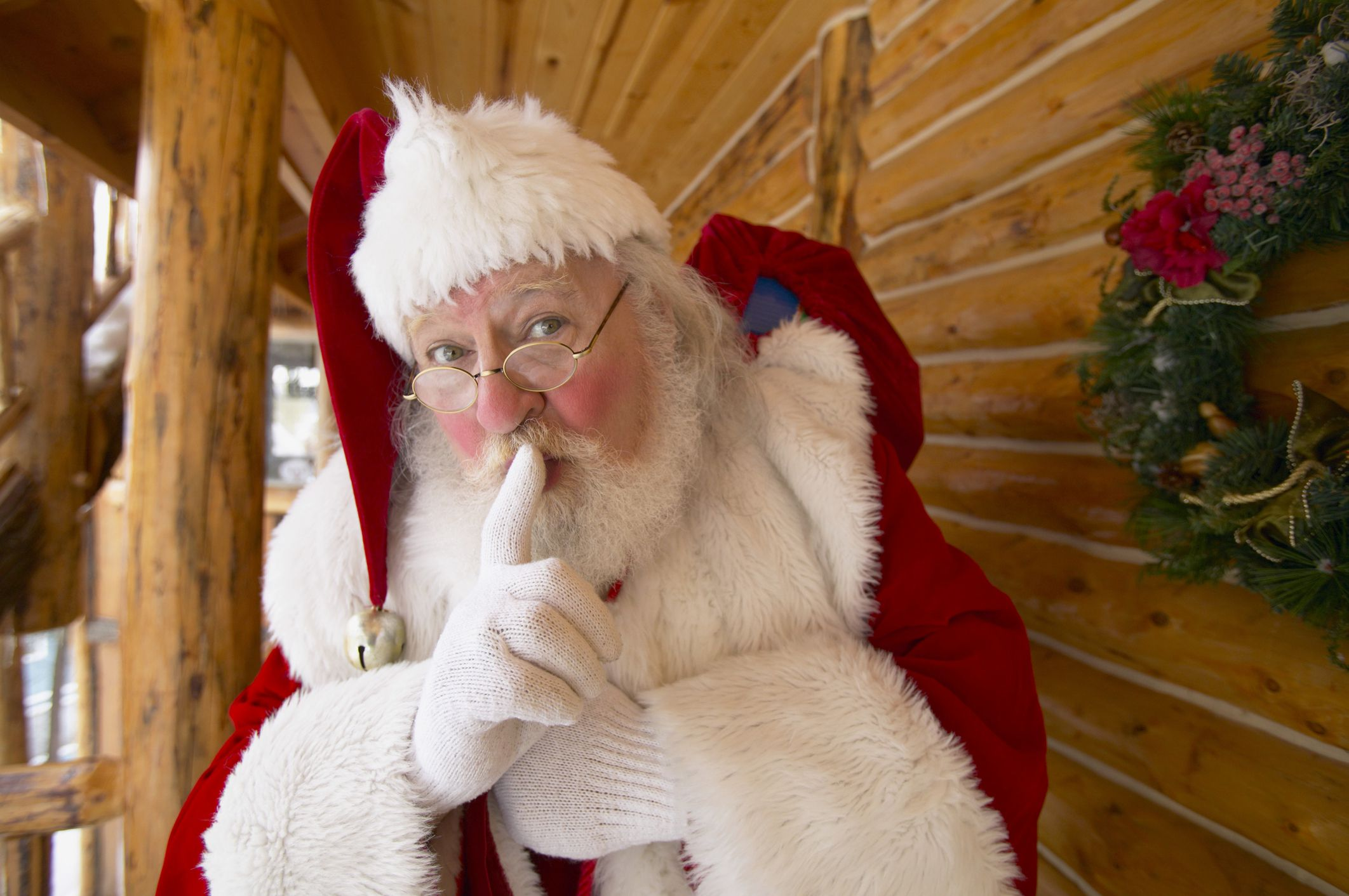 where to visit santa claus in the memphis area