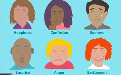 facial expressions anger Nonverbal with