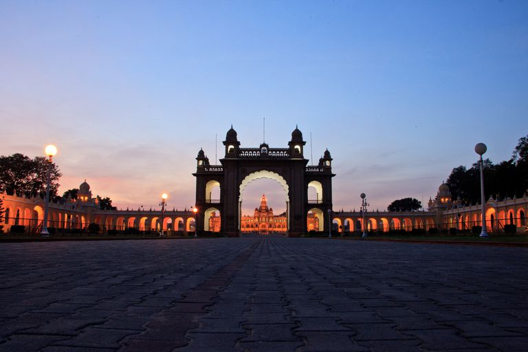 Mysore Maharaja Palace