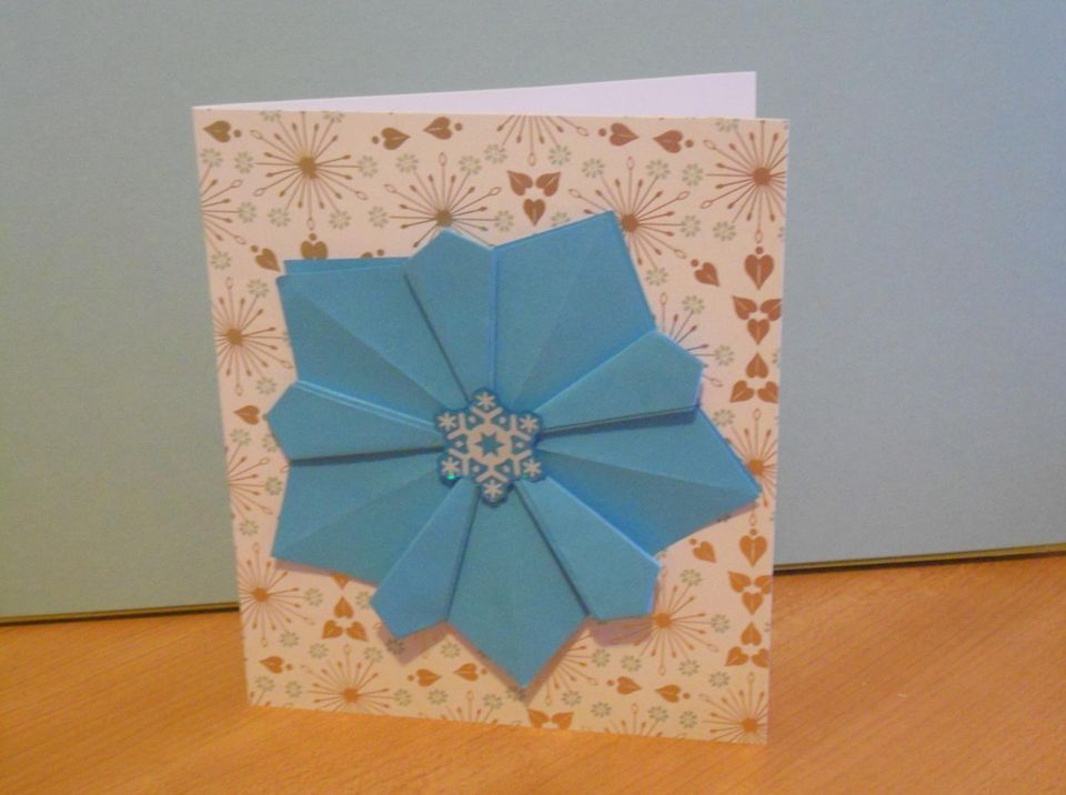 Ten Ideas for Origami Greeting Cards - photo#45