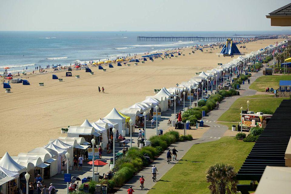 Virginia Beach Honeymoon Vacations