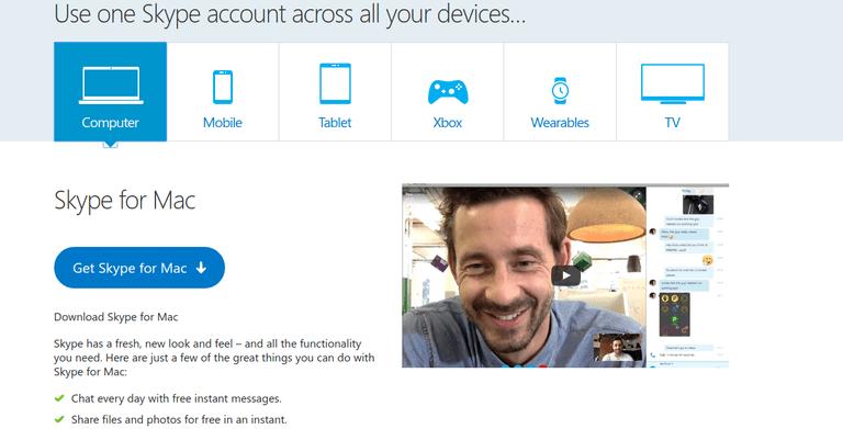 making skype account