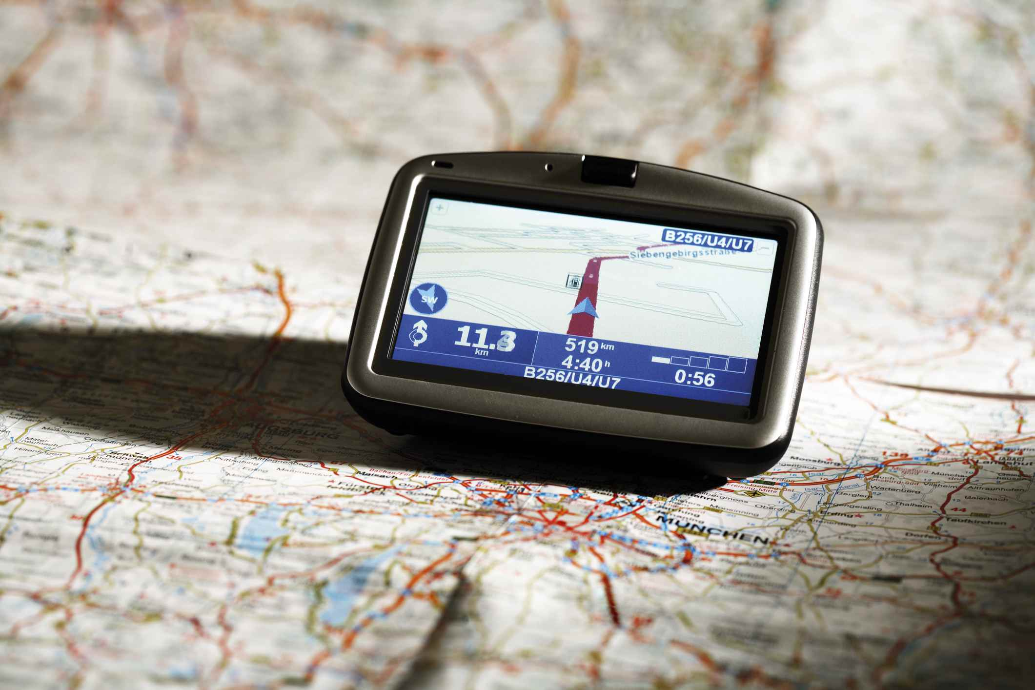 choosing a standalone gps unit