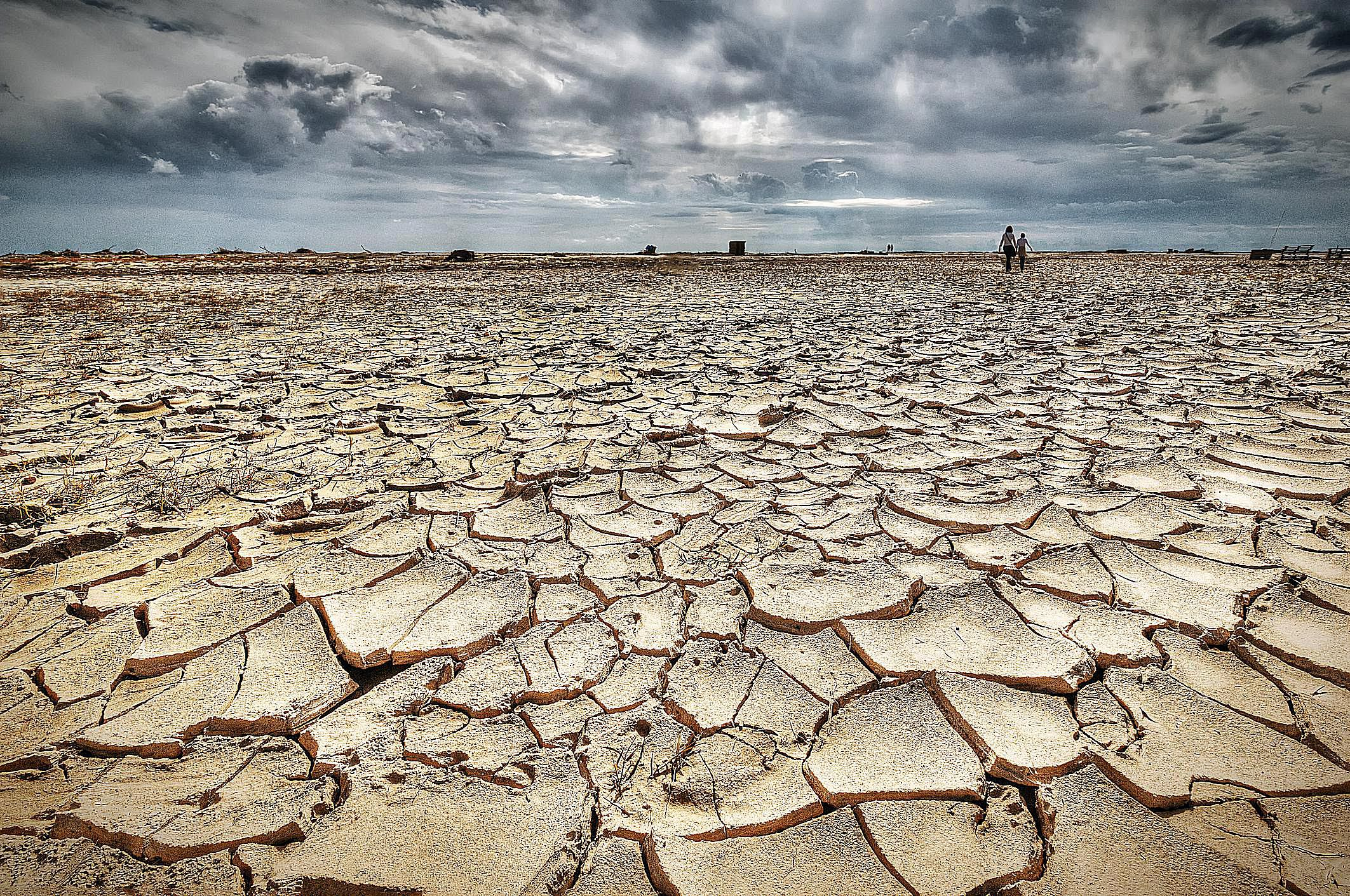 Drought - Causes and Stages