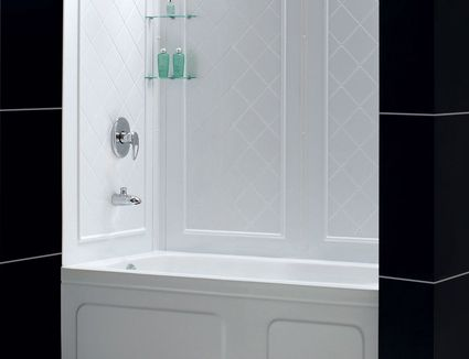 How to Fix Water-Damaged Shower Walls
